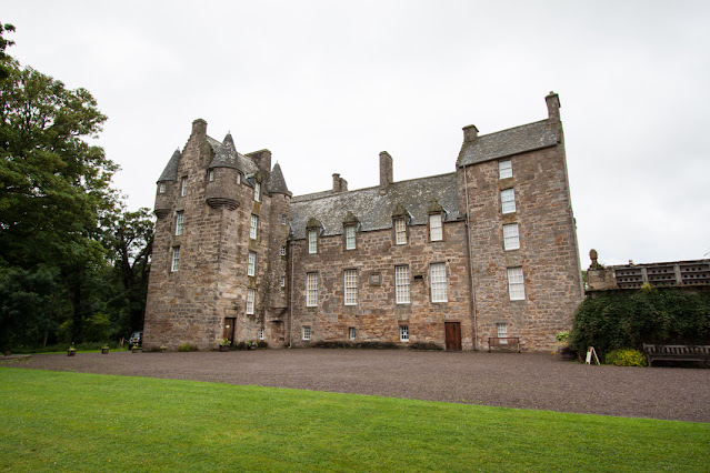 Kellie castle