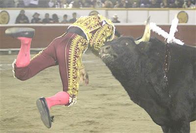 cogida torero mexicano puebla