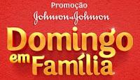 Promoção Domingo em Família Johnson's