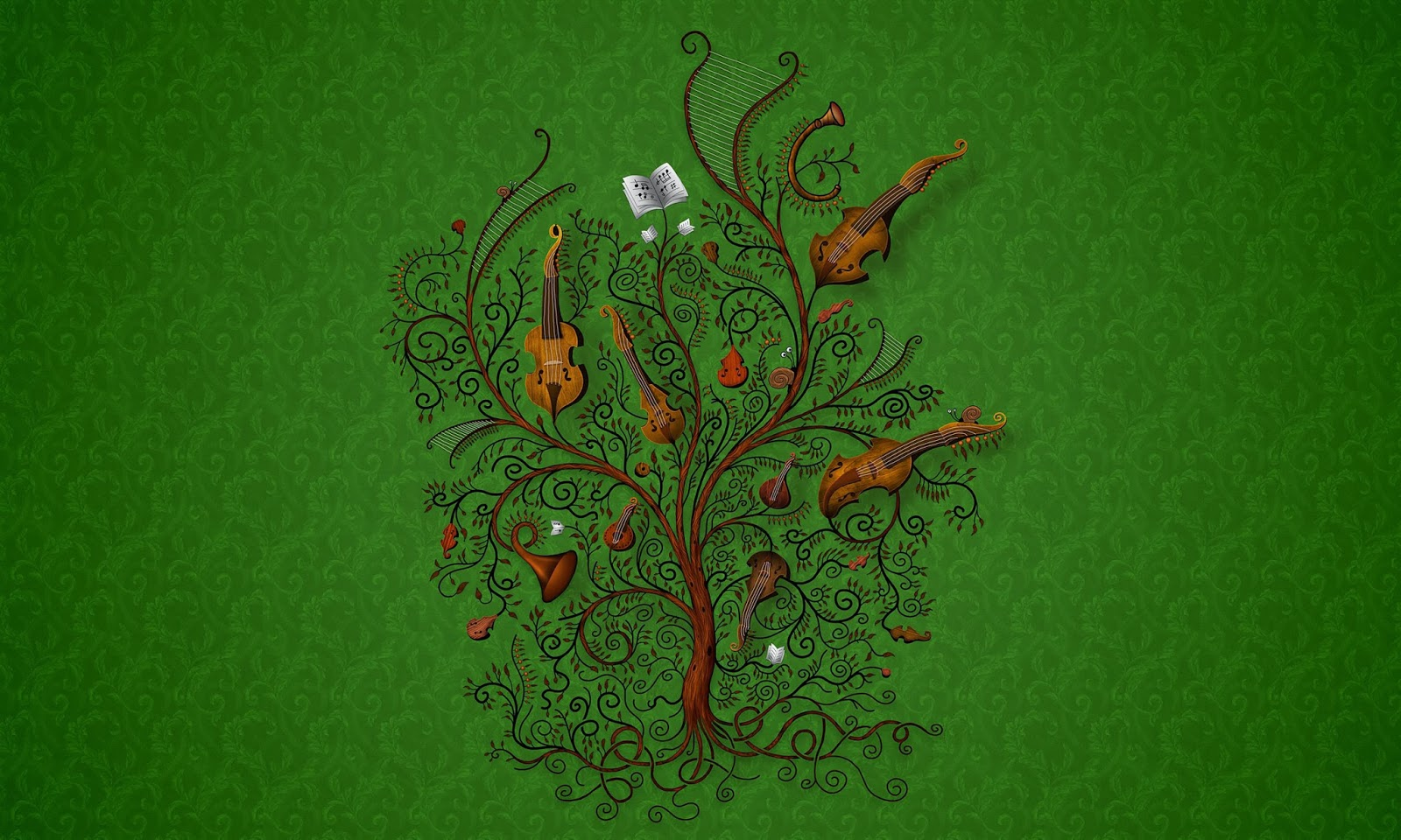 abstract tree hd wallpapers - photo #3
