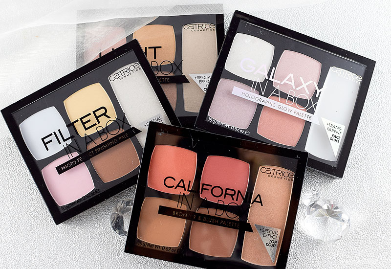 Catrice Big Palettes, Catrice Neues Sortiment Frühjahr Sommer 2018, Review, Swatch