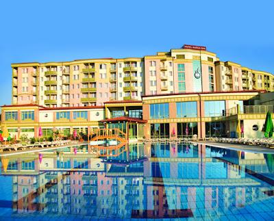 Nyerj egy wellness hétévégét két fő részére a Hotel Karos Spa superior****-ba!
