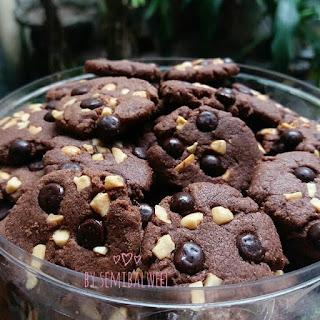 Ide Resep Kue Kering Chocohips Cookies