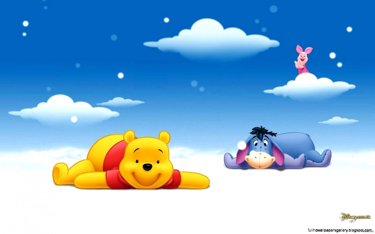 Winnie The Pooh Cartoons Disney Wallpaper Android Full Hd Wallpapers