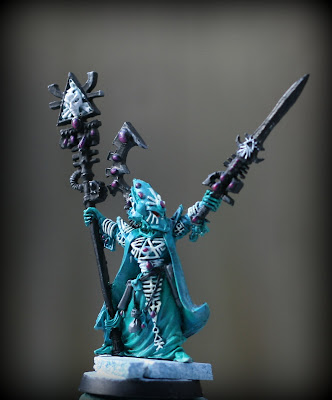 Eldrad painted in Mymeara scheme