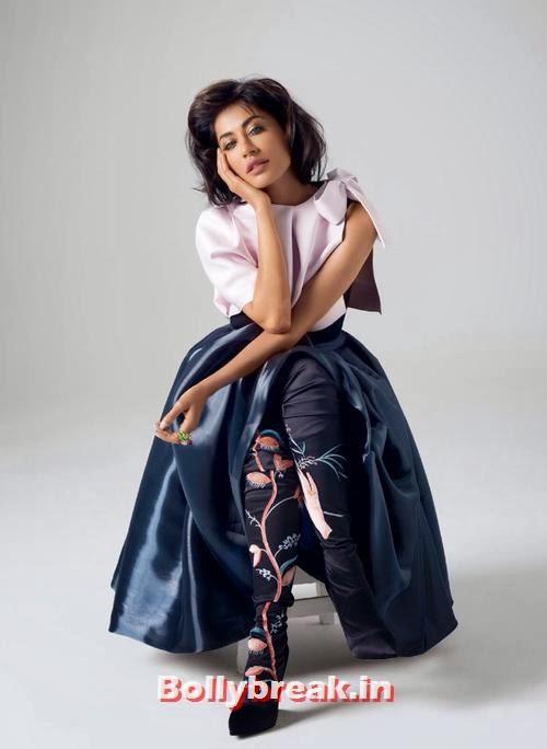 Chitrangada Singh, Chitrangda Singh Harper's Bazaar Magazine Scans