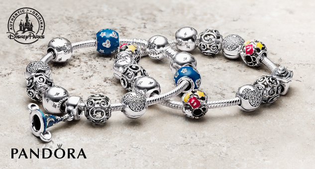 Pandora Makes the Holiday Season Magical with Disney Collection