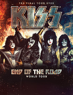 KISS End of the World Tour at United Center
