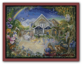 "HAED HAEJW125346 ""Enchanted Manor"""