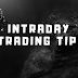 INTRADAY TRADING TIPS AND STRATEGIES