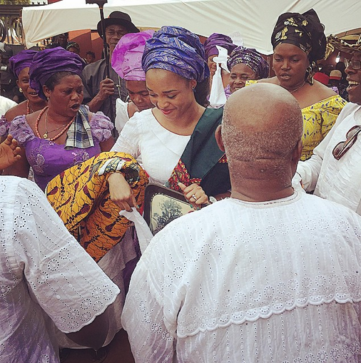 P-Square's Father's Burial In Anambra State - Photos - Gistmania