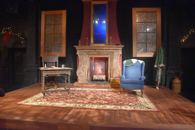 Charles Dickens' A Christmas Carol: Now Playing at Aurora Theatre  via  www.productreviewmom.com