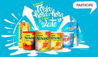 Cadastrar Promoção Nestlé Leites 2018 Toda Hora É Hora De Leite