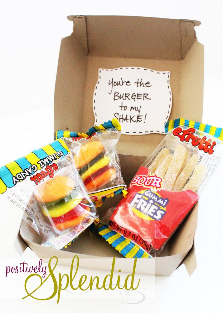 valentine gift boxes valentine goodie bag ideas