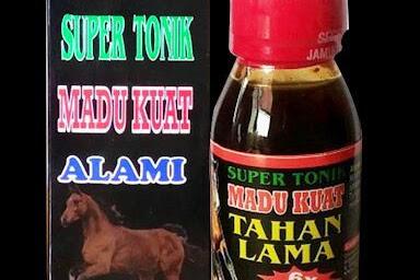 Harga Madu Super Tonik Rp. 110 ribu, Dicari Pria Agar Lebih Grenng
