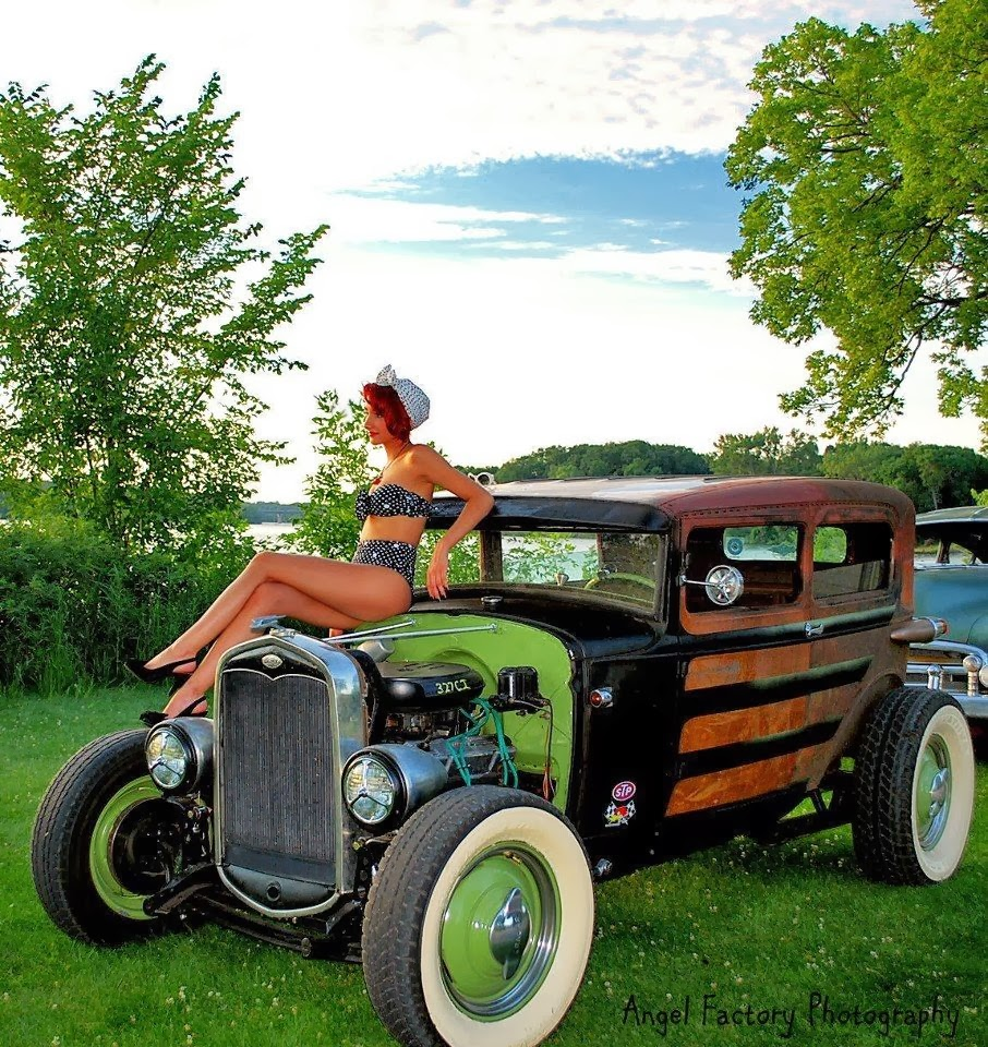 American Rat Rod Cars & Trucks For Sale: 1930 Ford Model A