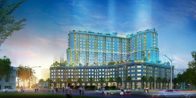 Phối cảnh dự án Royal Park Condotel Bắc Ninh