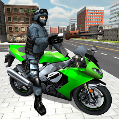 Moto Shooter 3D for PC