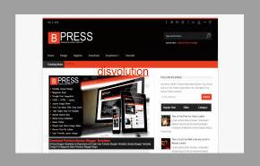 Template BPress Terbaru 2017 Download Gratis