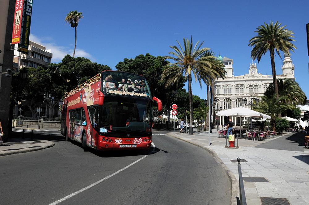 city sightseeing palmas canarias
