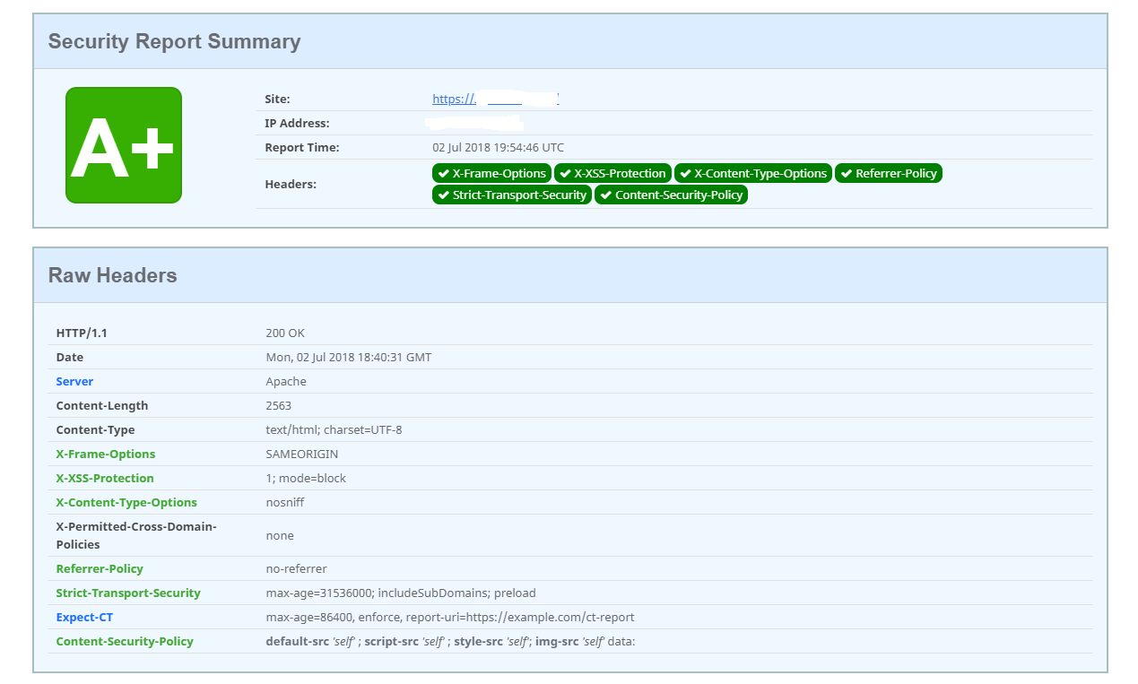 Step up your HTTP security header game with NetScaler