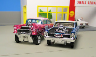 Hot Wheels RLC  gasser Super Nova