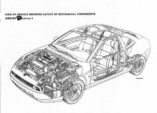 repair-manuals: Fiat Coupe 1993-2000 Repair Manual
