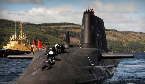 Kapal selam nuklir HMS Astute