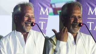 """""""Bear with me for few more years"""" – Mani Ratnam to ARR 
