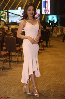 Aishwarya Devan in lovely Light Pink Sleeveless Gown 023.JPG