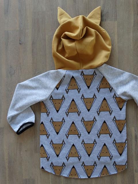 dziecięca bluza z uszami 6