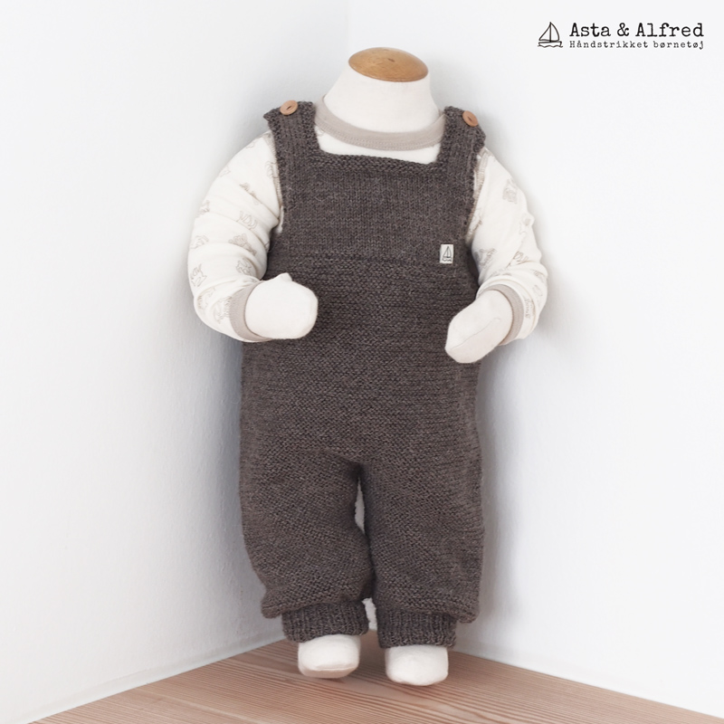 Asta & Alfred - Strikket baby- og børnetøj.: JOHA TILBUD