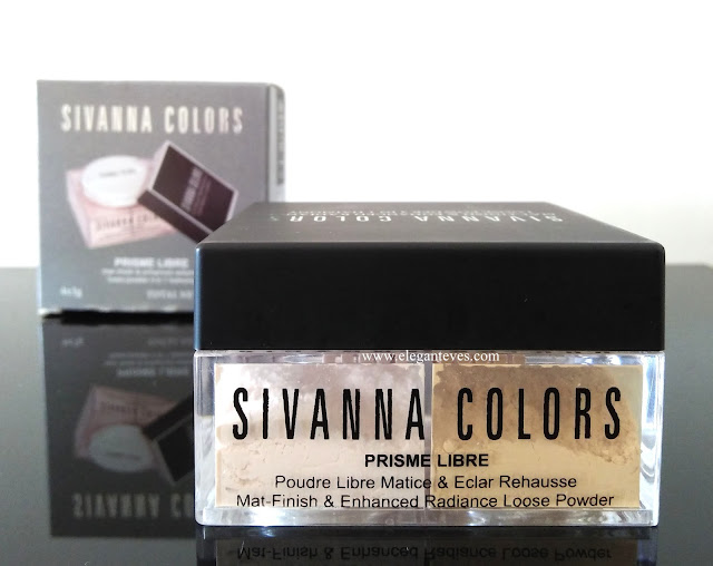 Sivanna Colors Prisme Libre Mat-finish and Enhanced Radiance Loose Powder-03
