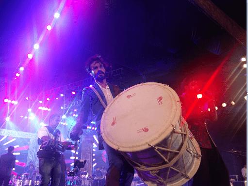 SWACCH BHARAT ABHIYAAN PROMOTED AT A NAVARATRI PANDAL IN MUMBAI ON THE OCCASION OF GANDHI JAYANTI