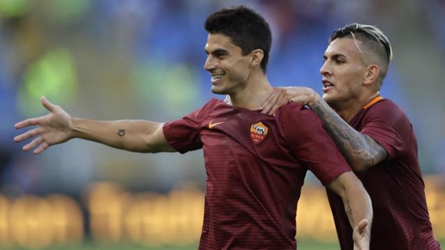 [Video] Cuplikan Gol Roma 4-0 Udinese (Liga Italia)