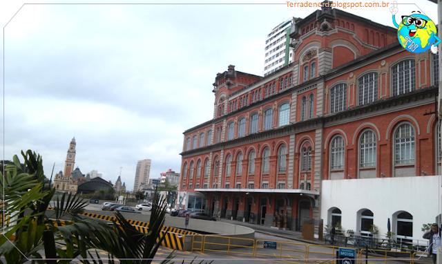 Passeios em Sampa, Turismo, São Paulo, Estação Julio Prestes, Sala São Paulo, OSESP, Terra de Nerd