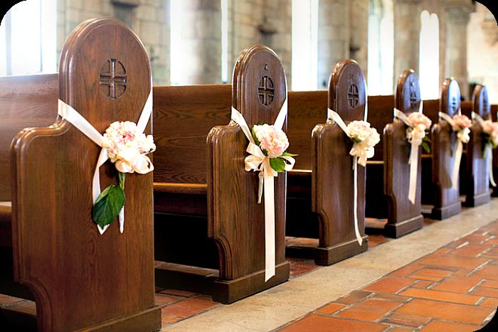 Molto Decorazioni Chiesa Matrimonio Fai Da Te ~ Migliore collezione  YC47