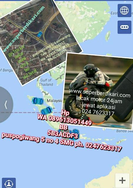 gps tracker satelit