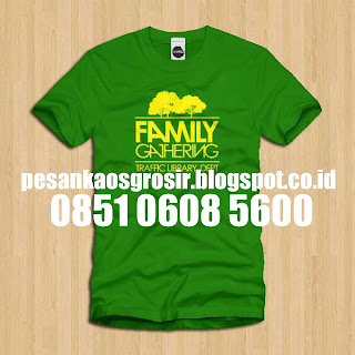 Jual Kaos Family Gathering