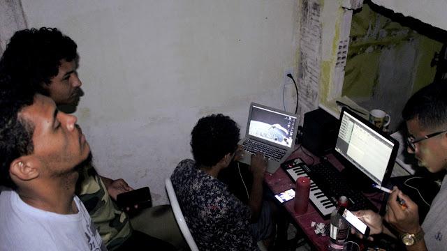 "Palavrabase - Mixtape ""1nstinto Pr0gramado"" (Bahia)"