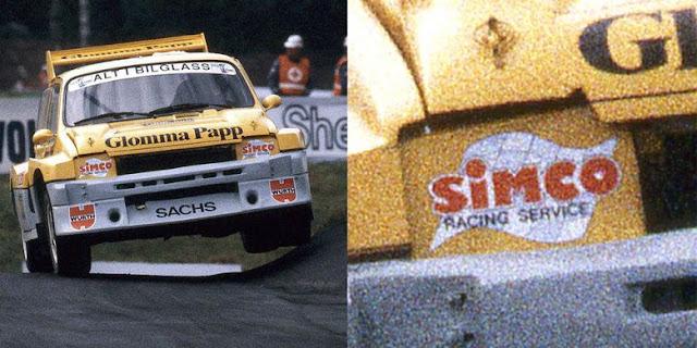 Contoh tekstur grain yang muncul di hasil cetak film Agfa 1000 RS. Gambar kanan memperlihatkan detil tampilan grain dari frame keseluruhan di gambar kir