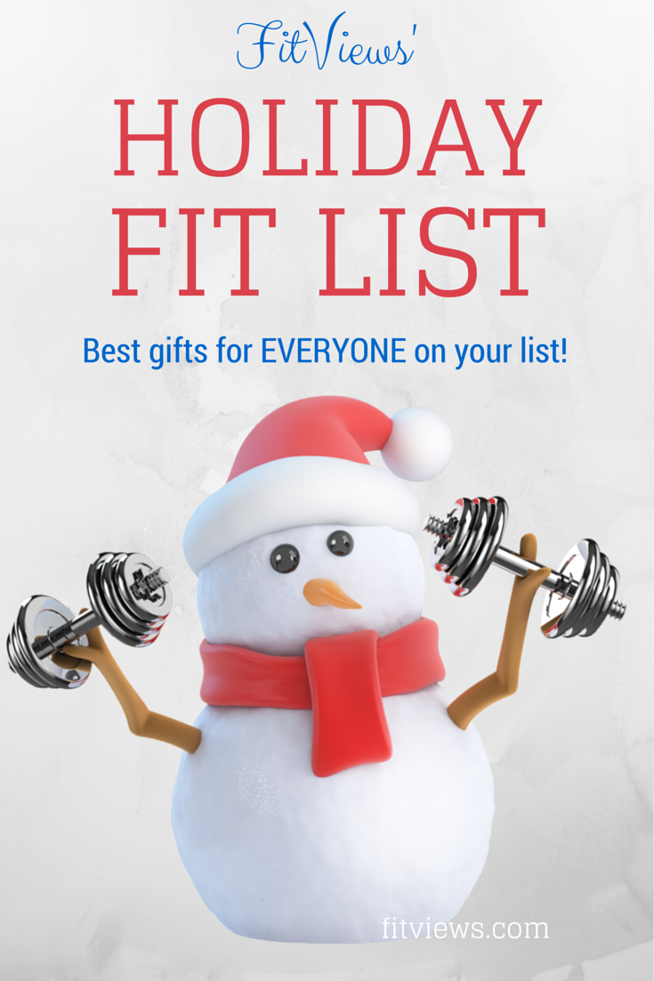 FitViews 2016 Holiday Fit List Gift Guide