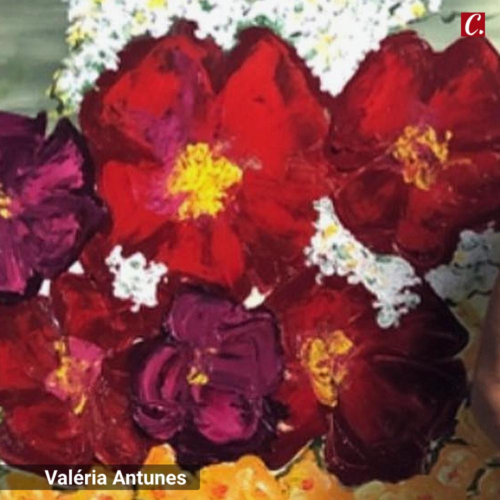 ambiente de leitura carlos romero jose nunes valeria antunes pintura paraibana poesia arte e poesia