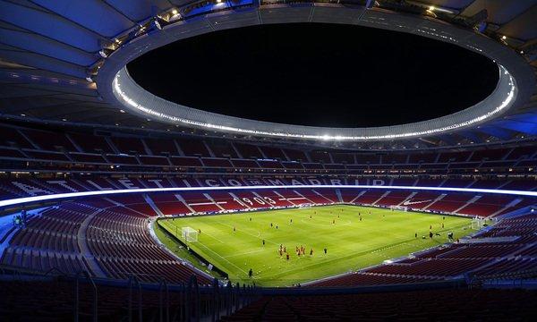 Mengenal Wanda Metropolitano, Markas Baru Atletico Madrid