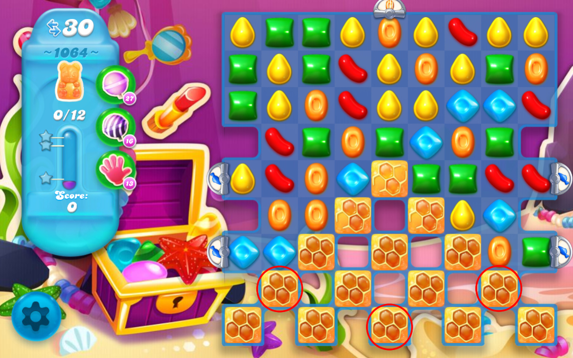 Candy Crush Soda Saga 1064