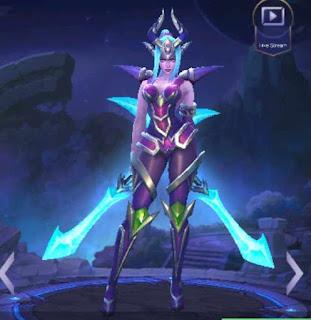 Build Item Terkuat Karina Mobile Legends – Tarian Pedang Mematikan