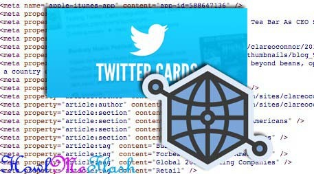How to Add Facebook and Twitter Meta Tags on Blogger
