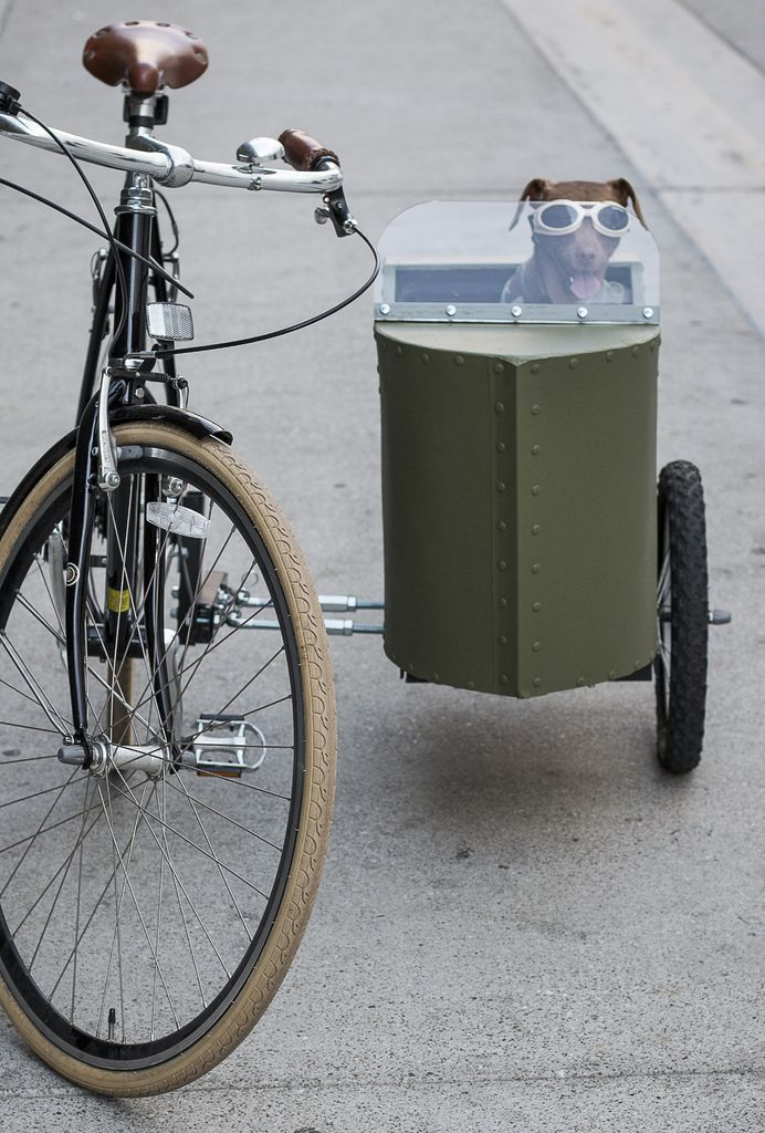 Defying Poverty with Bicycles: DIY Cargo Bikes with Custom