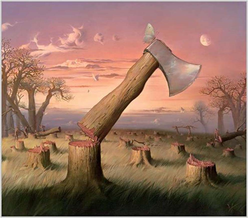 Surrealism and Visionary art: Vladimir Kush