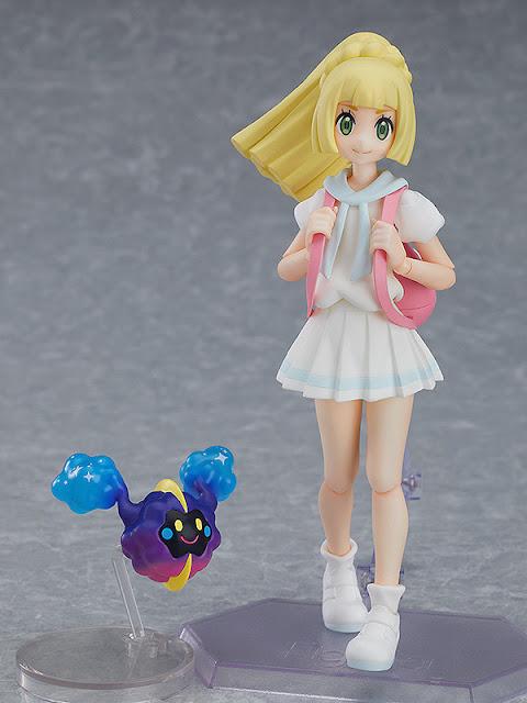 """Lively Lillie de """"Pokémon Sun"""" y """"Pokémon Moon"""" - Max Factory"""